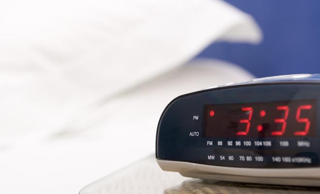 Schlaflosigkeit: Was tun?