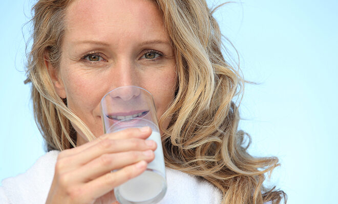 Kalzium – Milch trinken