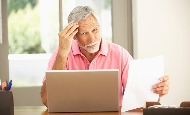 Stress-Symptome erkennen