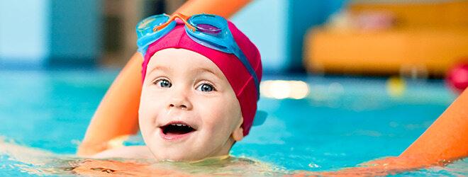 Kind im Schwimmbad: Ohrenschmerzen was tun?