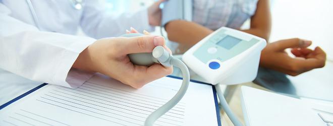 Arteriosklerose: Bluthochdruck-Messung