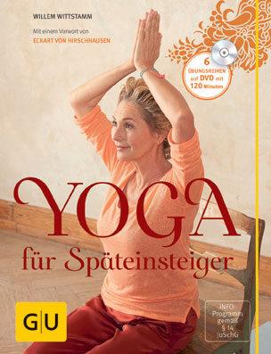 Das Lehrbuch (inklusive DVD) von Willem Wittstamm, dem rtv Yogalehrer, erschienen bei GRÄFE UND UNZER Verlag GmbH