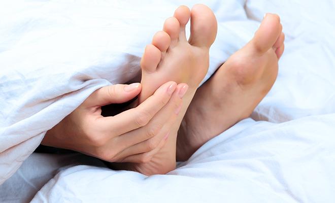 Gesunde Füße ohne Gicht
