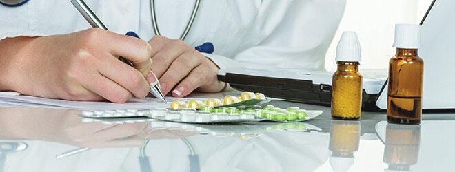 Antibiotika werden zu häufig verschrieben.