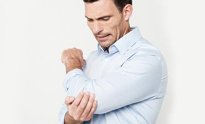Gelenkschmerzen: Häufige Ursache ist Verschleiß