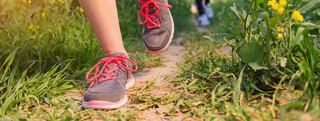 Joggen für Anfänger: die richtigen Schuhe