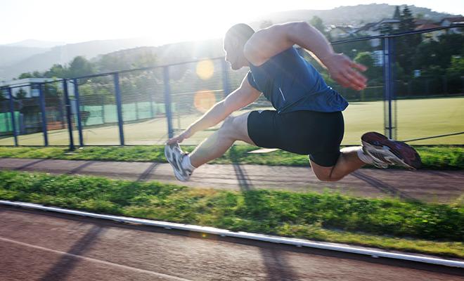 Leistenzerrung: Hürdenläufer sind häufig betroffen