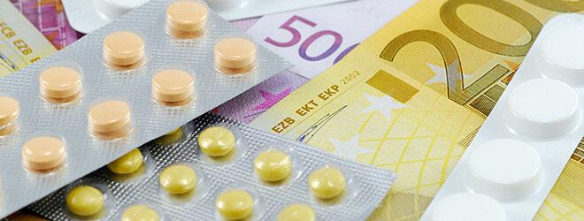 Viele Medikamente sind verordnungsfrei