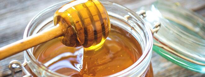 Herkömmlicher Honig gehört aufs Brot, nicht auf Wunden