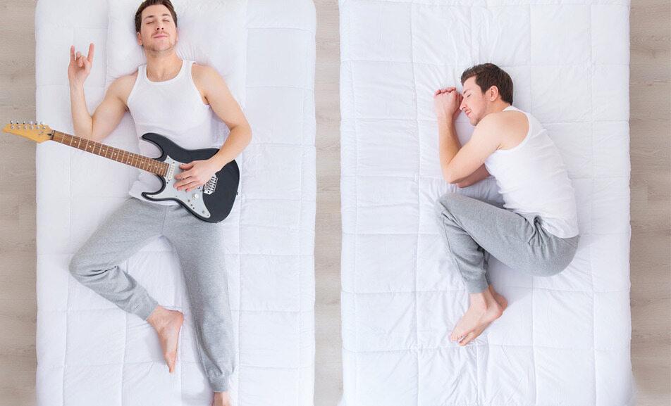 Was Schlafpositionen über unseren Charakter aussagen, und welche Wirkung sie auf die Gesundheit haben