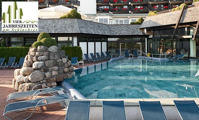 Zu Gewinnen: zwei Tage Ayurveda im Schwarzwald, im Hotel Vier Jahreszeiten am Schluchsee