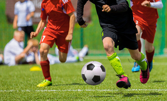 Fußball-Fitness