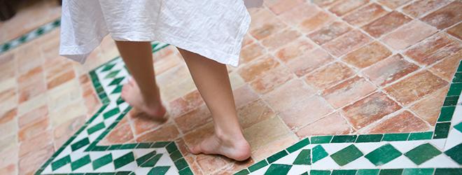 Fußpilz lauert überall