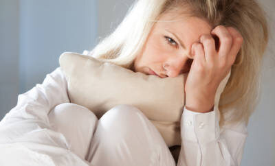 Geschwollene Augen können manchmal auf eine Krankheit hindeuten