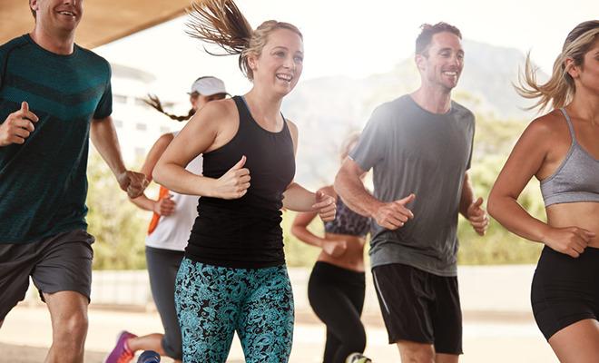 Sport beugt vielen Krebsarten vor