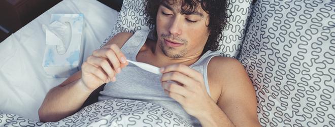Akute Formen der Hepatitis können nach einigen Tagen Bettruhe wieder abklingen