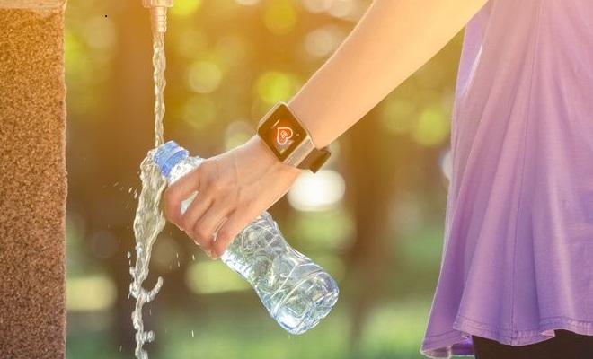 Leitungswasser ist günstig und gesund