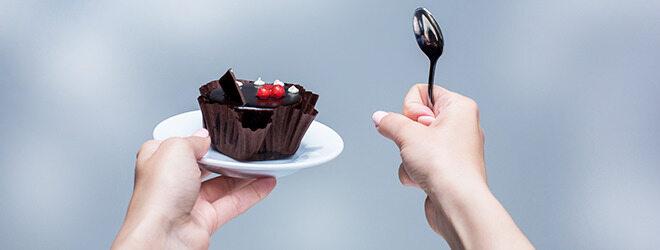 Zucker-Sucht? Schokotörtchen kann man widerstehen