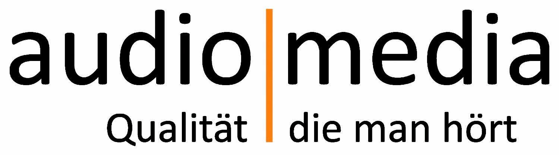 Audio media-Logo neu