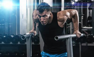 Sportsucht im Fitnessstudio