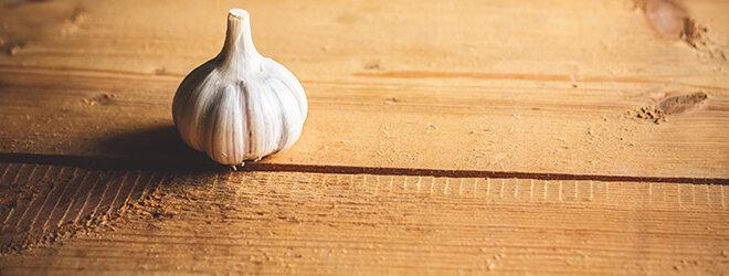 Davon darf es gerne mehr sein: Knoblauch und andere Gewürze aktivieren Magen und Darm