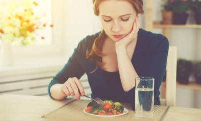 Appetitlosigkeit - keine Lust auf Essen