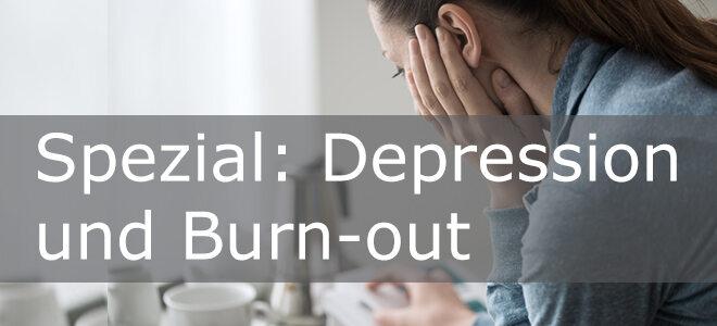 Depression und Burn-out: immer mehr Menschen sind betroffen