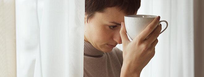 Depression: Kennzeichen ist unter anderem Verzweiflung