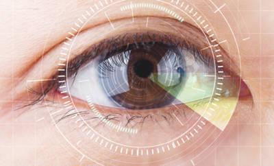 Ein Grüner Star ist tückisch. Denn: Wird die Nervenschädigung zu spät bemerkt, droht das Auge zu erblinden.