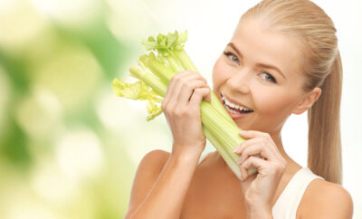 Gesunde Ernährung dank Sellerie