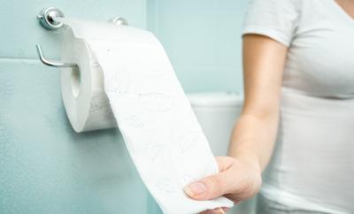 Interstitielle Zystitis: Wohnort Toilette