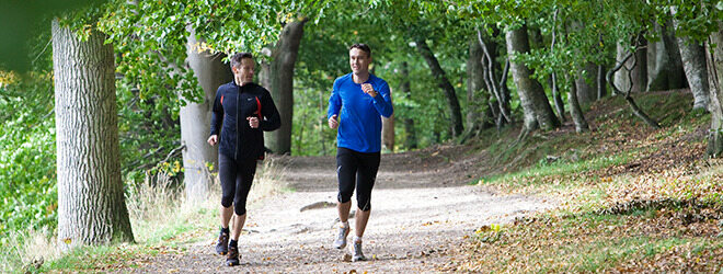 Kniefreundliche Sportarten: Joggen zählt dazu