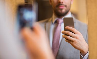 Selfie-Alarm: Narzissmus