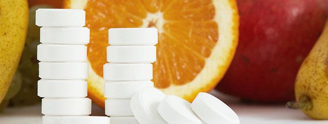 Vitamin C Präparate