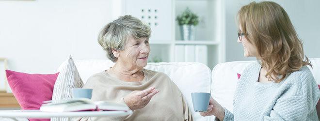 Diagnose Krebs: Jetzt sind Freunde und Familie besonders wichtig.