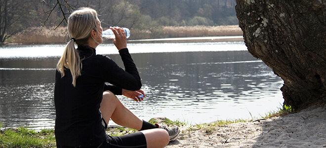 Tipp für Ausdauersport-Einsteiger: In der Ruhe liegt die Kraft.