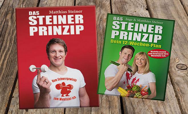 Gewinnspiel Das Steiner Prinzip