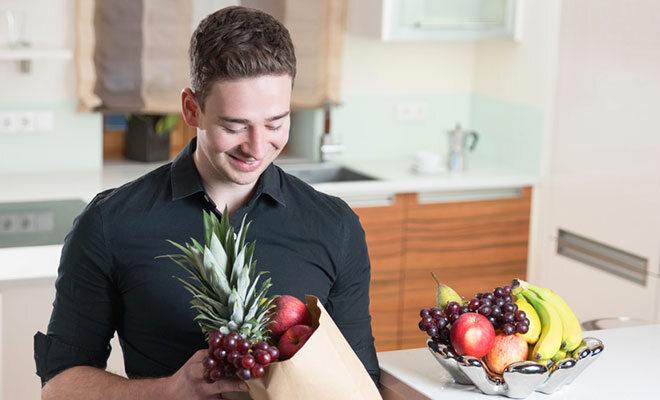 Spermienqualität verbessern mit Obst und Gemüse