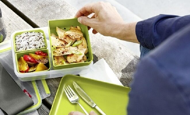 Lunchbox von Emsa