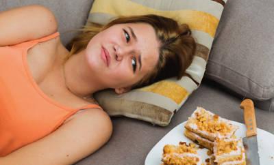 Rückenschmerzen nach den Essen können verschiedene Ursachen haben.
