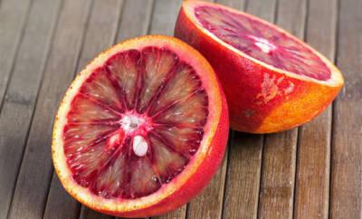 Blutorangen sind reich an Vitamin C.