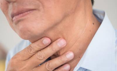 Eine Mandelentzündung kann sehr schmerzhaft sein.