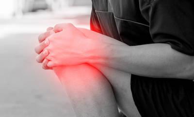 Eine Knochenhautentzündung kann durch starke oder falsche Belastung beim Joggen entstehen.