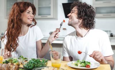 Viele Nahrungsmittel sollen von Natur aus aphrodisierend wirken.