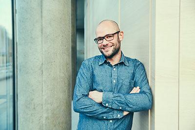Herzspezialist und Buchautor Felix Schröder