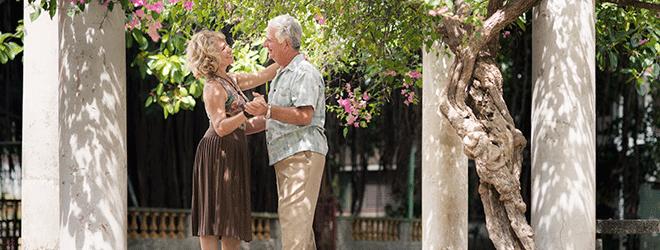 Mit einem Partner macht Tanzen noch mehr Spaß.