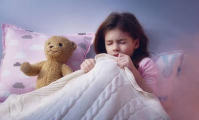 Ein junges Mädchen erlebt einen Nachtschreck, eine Art Alptraum, von dem man nicht wach wird und an den man sich auch nicht erinnern kann.