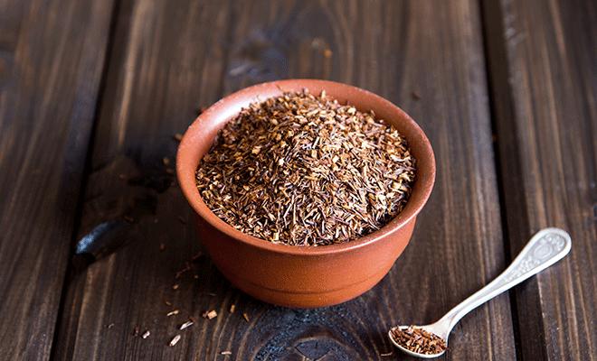 Rooibos-Tee gilt als bekömmlich und gesund.