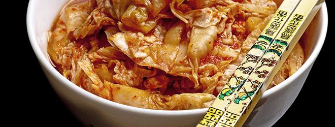 Unscheinbar, aber oho: Koreanischer Kimchi