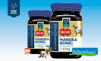 Manuka Honige